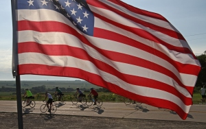 Photo Credit: RAGBRAI Sunday. (Justin Hayworth/The Des Moines Register)