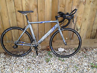 Large Giant TCR (all carbon frame) a great entry level tri-bike without making a huge investment in the bike