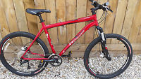 This Specialized RockHopper has only been used as demo bike, and in near mint condition