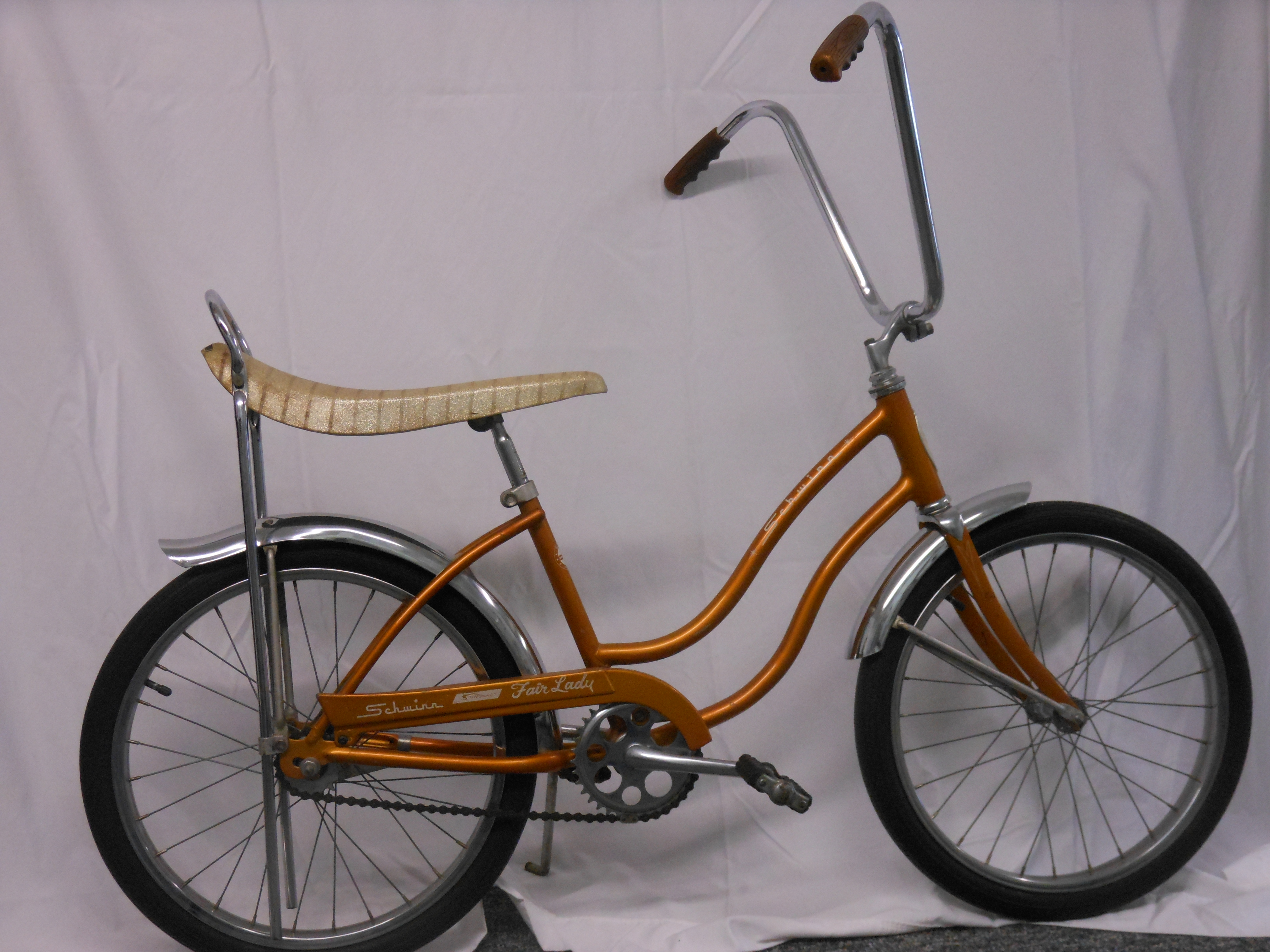 293c45a58fa This is one popular model and is showcased on our sales floor. At least once  a week, we have visitors to the shop comment about how they had a bike (or  one ...